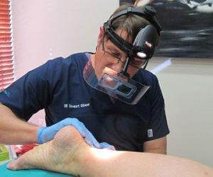dr-gibson-skin-examination